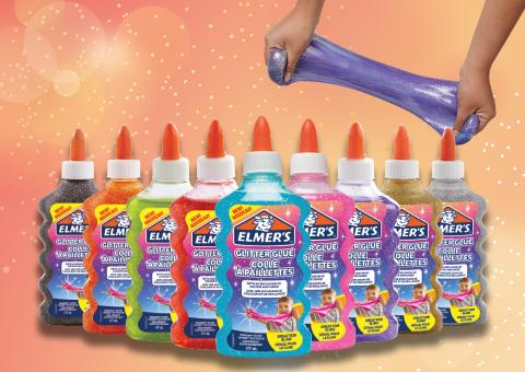 Glitter-Glue-Slime